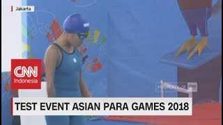 Download Video Test Event Asian Para Games 2018 MP3 3GP MP4