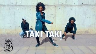 Taki Taki - Amazing Dance Choreography By Black Abyssinia