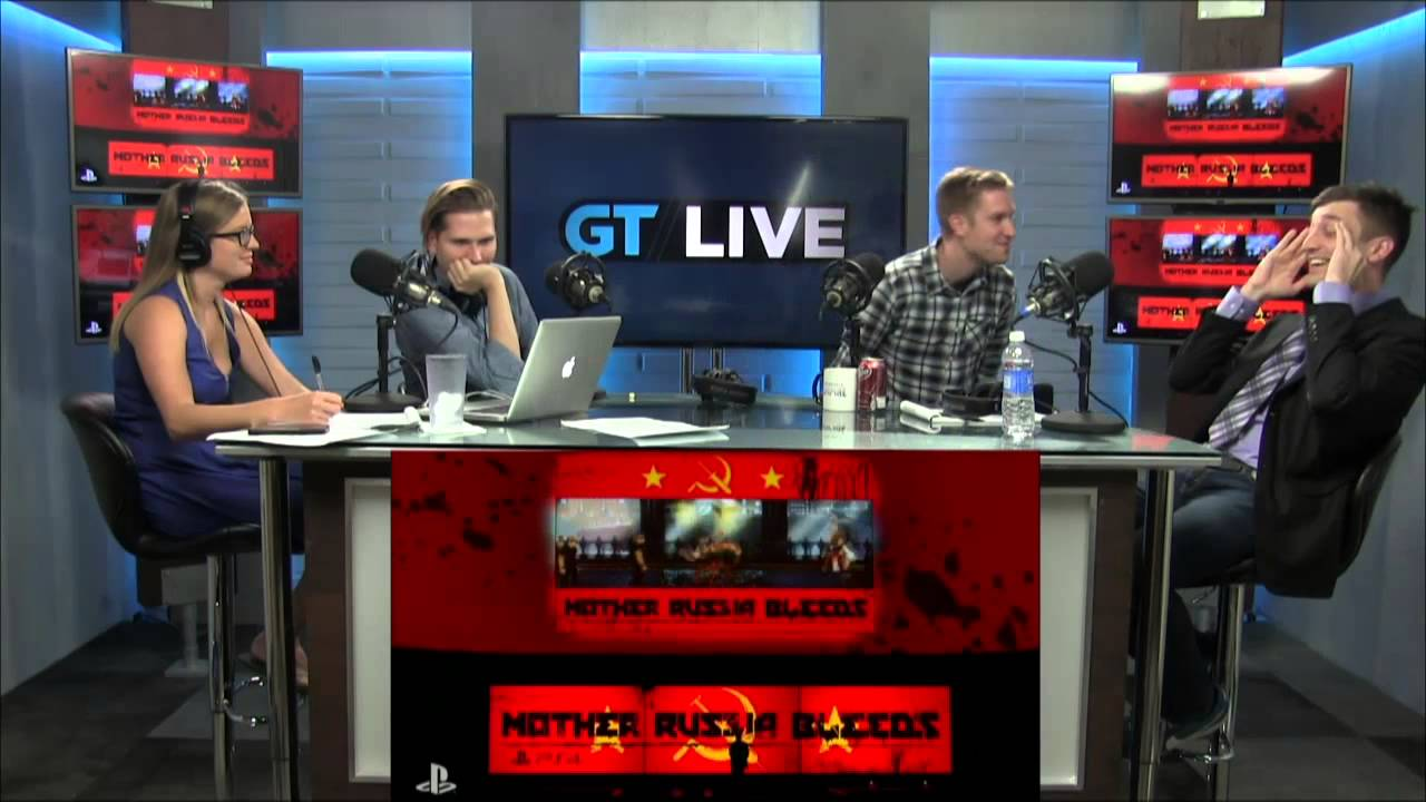 E3 2015 - Final Fantasy VII Remake and Shenmue III Reaction Gametrailers (GT Live)
