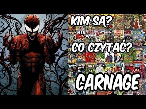 """Symbionty (Carnage) - """"Kim są? Co czytać?"""". Odcinek 14."""