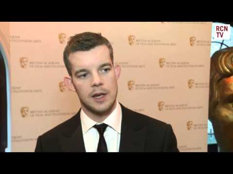 Russell Tovey Interview - The Job Lot & Comedy