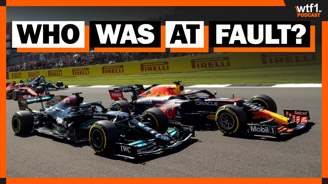 2021 British GP Race Review | WTF1 Podcast