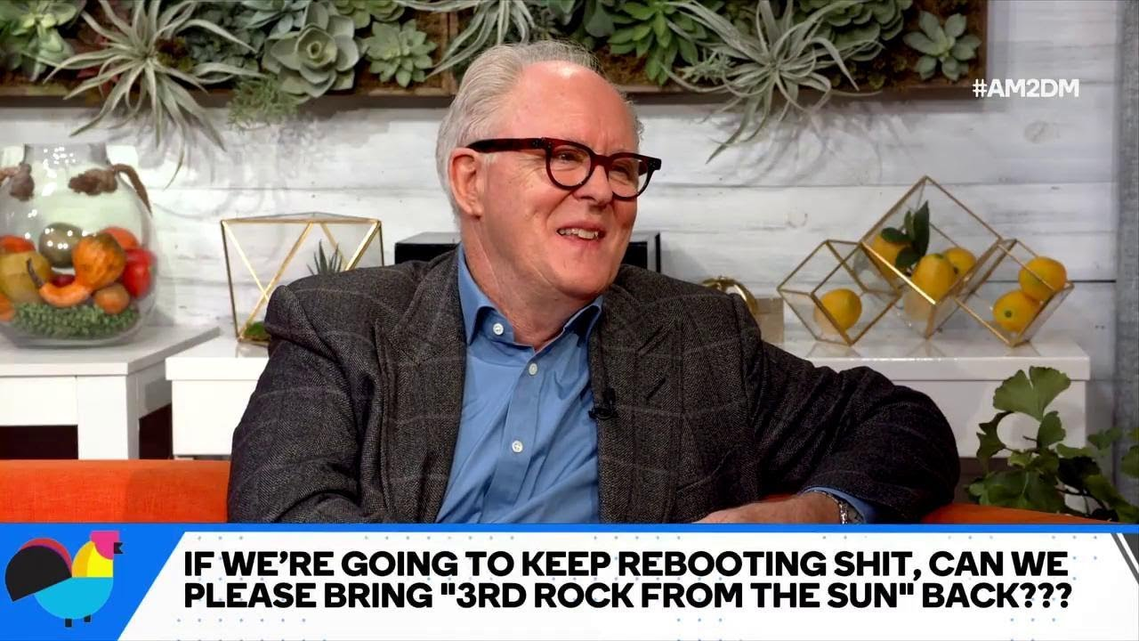 """Download Why John Lithgow Is Hesitant To Do A """"3rd Rock From The Sun"""" Reboot"""