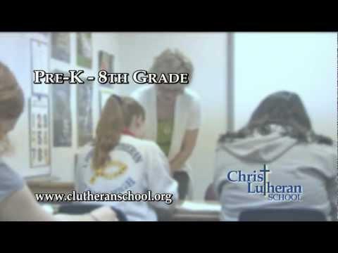 Christ Lutheran School April 2012