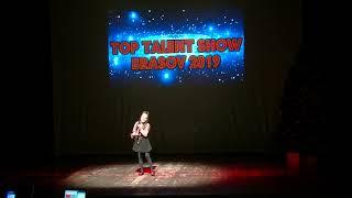 TOP TALENT SHOW DEC. 2019-  COMANITA MARIA