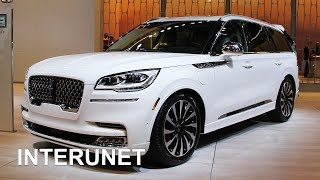 2020 Lincoln Aviator Black Label Grand Touring AWD SUV