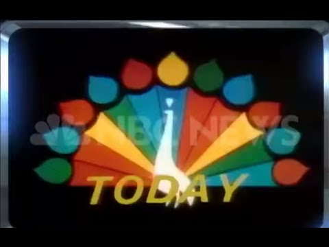 The first ever NBC TODAY Show with Dave Garroway