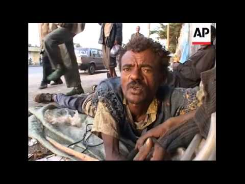 Reaction From Poor Ethiopians And Wealthy Italians