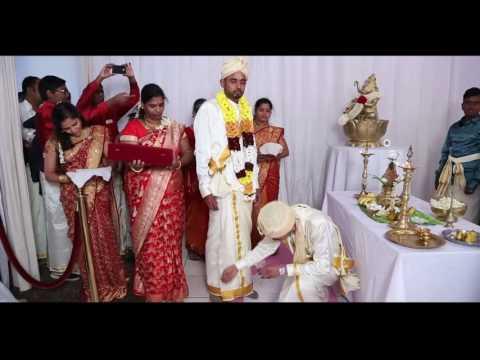 Hindu Wedding Highlights Sanjeev+Mirunalini