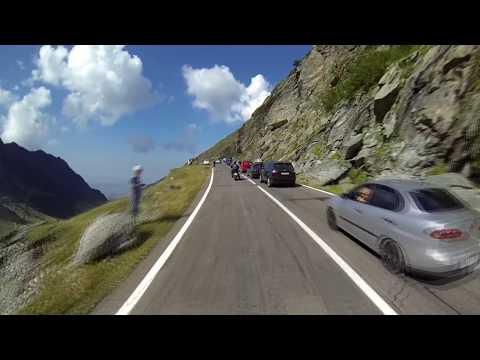 Transfagarasan - Moto Trip