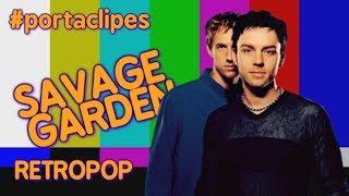 Gambar cover Retro-Pop | Breve História do Savage Garden | Porta Clipes