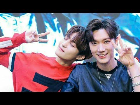 Yangten Cute Moments Nct Wayv Ten X Yangyang Youtube