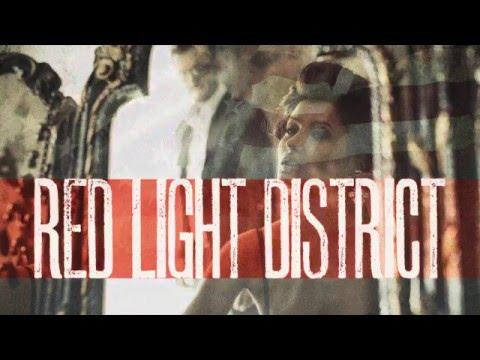 KICKING HAROLD - American Nitro [OFFICIAL LYRIC VIDEO] Red Light District indy 500