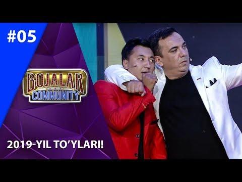 Bojalar Community 5-son 2019-YIL TO'YLARI!  (27.09.2019)