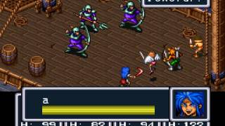 "[TAS] SNES Breath of Fire ""best ending"" by janus in 4:14:52.2"