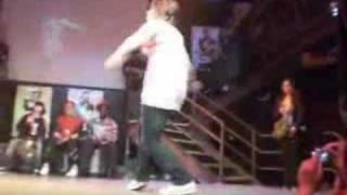 """""""Kickin it Old School"""" - Fluid Girl vs. Jaypee"""