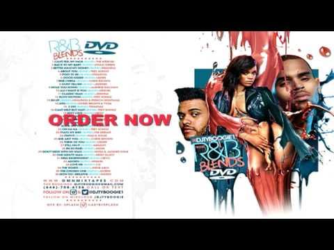 DJ TY BOOGIE : R&B BLENDS- Chris Brown * Jay Z *Miguel*Jasmine sullivan*Jidenna