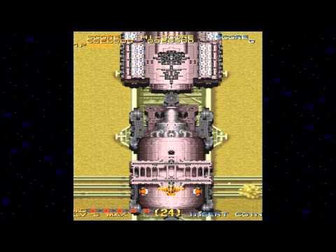 [HD] Varth Operation Thunderstorm Stage 21 to 25 1992 Capcom Mame Retro Arcade Games  