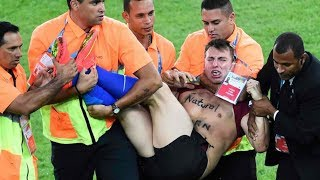 Arrested at The WORLD CUP 2018!