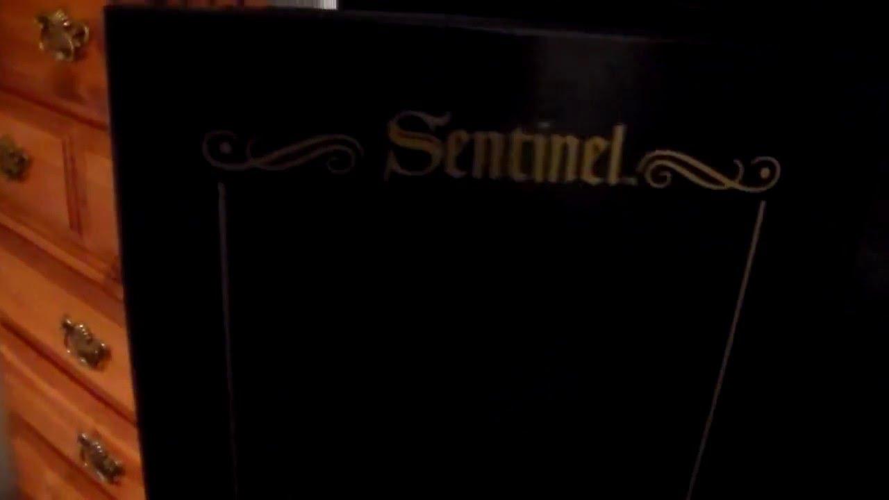 Sentinel Gun Cabinet Quick Look-Donnie D