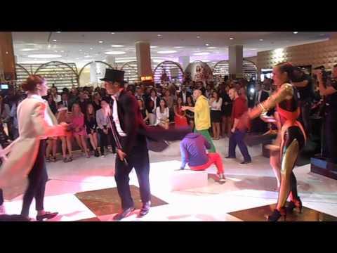Dance Show at The Dubai Mall