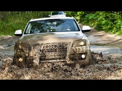 Audi Q7 VS Audi Q5 - Offroad & Snow Test