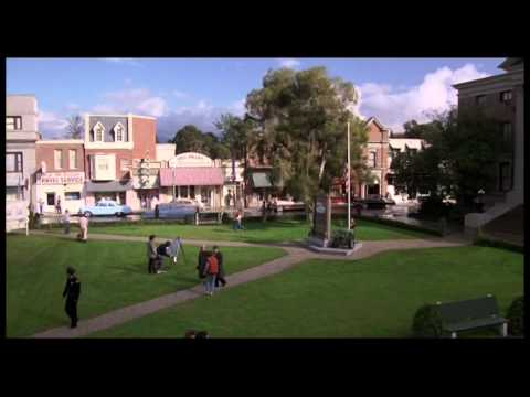 BTTF 1955 Hill Valley Mr Sandman