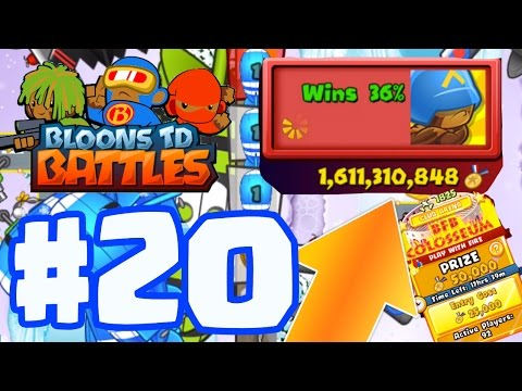 HACKER GETS REPORTED!! | Bloons TD Battles...
