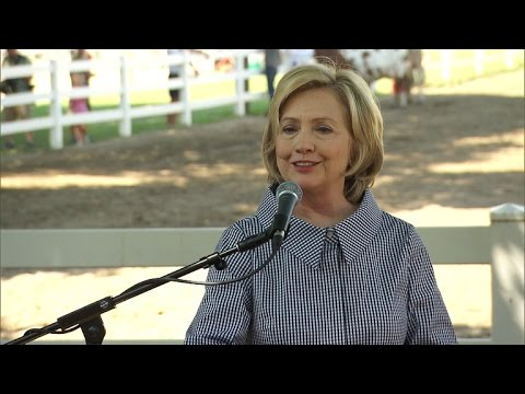 How Hillary Clinton has responded to her email controversy