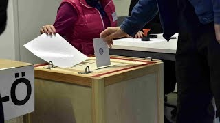 Finns Vote Amid Protests Against Spending Cuts
