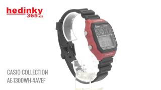 casio collection ae 1300wh 4avef