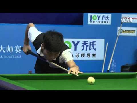 Lei Wei Ming VS Xia Yuying - World Chinese 8 Ball Masters Tour 2015-2016 Stop 3 Fuqing