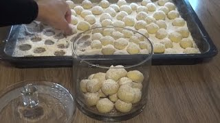 Tarçınlı Kurabiye Tarifi(Tek lokmalik enfes bir lezzet)-Hatice Mazi