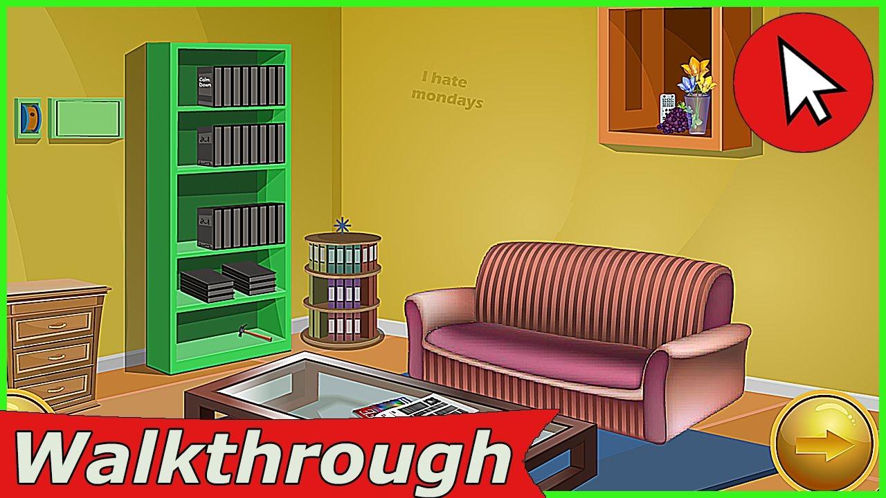 Compact Room Escape Walkthrough G7 Games