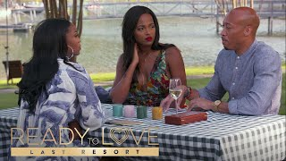Rashid Impresses Adriana's Friend | Ready to Love | Oprah Winfrey Network