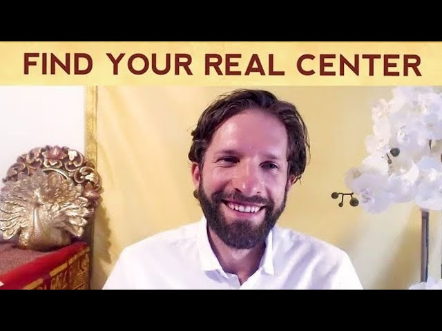 How to Find your Real Center Here Now as Present Consciousness?