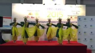 Выступление Малазийской делегации на выставке туризма октябрь 2015 видео 2(Выставка туризма Екатеринбург, Малайзия., 2015-10-19T11:02:09.000Z)