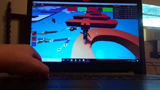 Roblox Mega Fun Obby Ep 45: Levels 540-575 HHolyKukinGames Playing