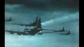 空中戦 米B 17爆撃機 対 ドイツ機  ヨーロッパ戦線1943 thumbnail
