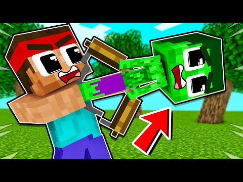 Monster School : Baby Zombie Happy and All Episode 2 - Sad Story - Minecraft Animation