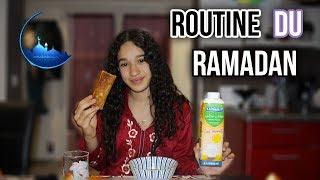 Routine du Ramadan 2018 !