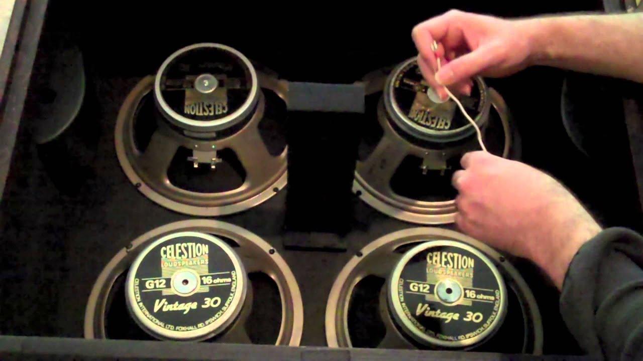 medium resolution of port city speaker cab wiring