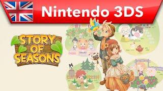 Story of Seasons - Trailer (Nintendo 3DS)