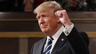 CNN/ORC poll  Trump speech receives positive reviews