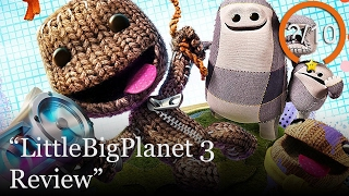 LittleBigPlanet 3 Review (Video Game Video Review)