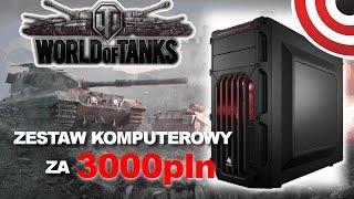 Zestaw Komputerowy Do Gry World Of Tanks