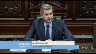 SESIÓN COMPLETA: H. Cámara de Diputados de la Nación - 22 de Marzo de 2017