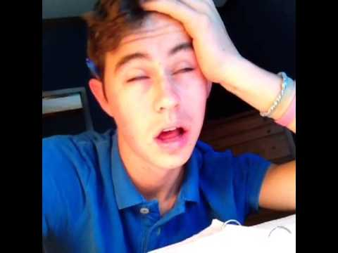 The struggle to keep your eyes open during school By Nash ...