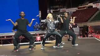 Madonna - Celebration (MDNA Tour Rehearsal)