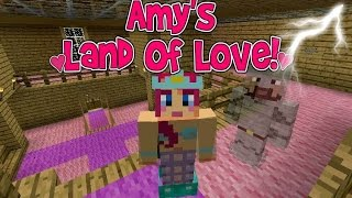 amys land of love ep125 my house is haunted minecraft amy lee33